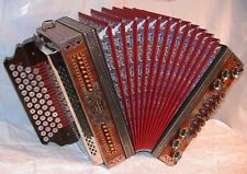 Kärntnerland Harmonika - (B, Es, As, Des )  Styrian accordion, acordeon