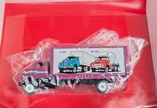 "Winross International Historical Series #10 ""BOX TRUCK"" 1/64 ~ NEW IN BOX"