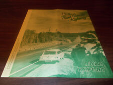1964 Trans-Canada Highway Vintage Guide