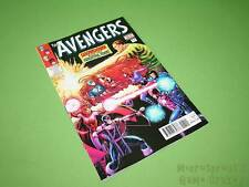 Marvel The Avengers Comic 4.1 February 2017
