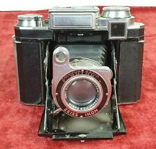 APPAREIL PHOTO. ZEISS IKON. SUPER IKONTA. CARL ZEISS. ALLEMAGNE CIRCA 1950.