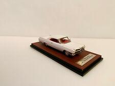1/43 1964 Cadillac Eldorado Convertible closed white LE 100 pcs. GLM
