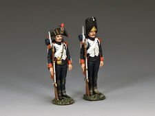King and Country 'On Guard' (2 x figure set) NA409