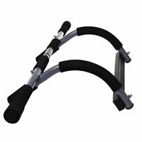 Multi-Grip Lite Chin-Up Pull-Up Bar Heavy Duty Doorway Exercise Trainer Gym UK