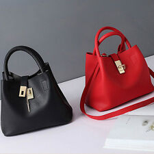 Fashion Leather Satchel Women HANDBAG Shoulder Tote Messenger Crossbody Hobo Bag