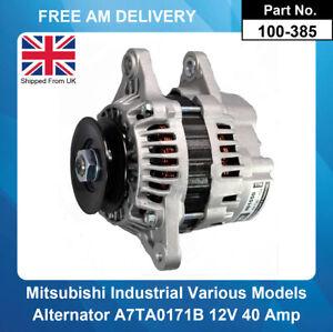 Alternator For Mitsubishi Industrial L3E Engine 30A6800801  A007TA0171 A7TA0171