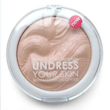 MUA Makeup Highlighting Highlighter Powder Undress Your Skin - Gold Pink Opalescent Amber