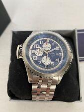 Bulova Marine Star Automatic Watch 96B101 Stainless 3 Movement