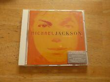 Michael Jackson – Invincible - CD ( Orange Cover )