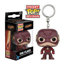 The Flash DC Comics Portachiavi Funko Pocket Pop Keychain Mini Figure