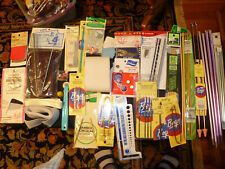 Lot of Knitting Needles & other Knitting Items. (New & Used)