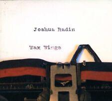 Joshua Radin - Wax Wings [New CD] Canada - Import