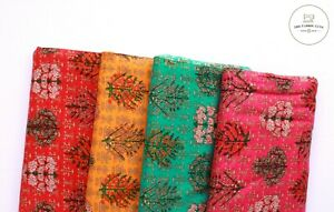 """100% Rayon Fabric, Trees Galore, 4 Colours, High Quality, 44"""""""