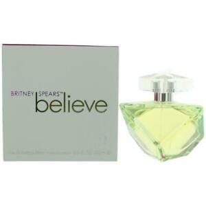 Believe Por Britney Spears, 101ml Edp Spray para Mujer Eau de Parfum