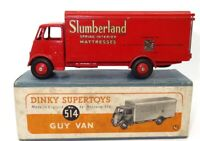 DINKY NO. 514 GUY SLUMBERLAND TRUCK - RARE & BOXED