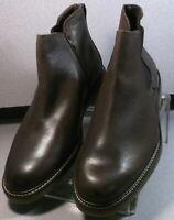 GUILLEM BROWN MMSPBT90 Men's Shoes Size 8 EUR 7.5 Leather Slip On Boots Mephisto