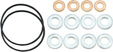 Honda Oil Filter Cover O-Ring & Drain Plug Washer Oil Change Kit CRF 150 250 450