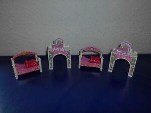 Playmobil Prinzessinnen Bett