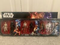 NEW STAR WARS THE FORCE AWAKENS 6 Figure BATTLE Pack By DISNEY HASBRO C0496 Ep 7