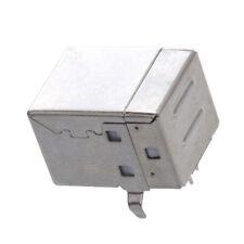 10 Pcs PCB Mount 90 Degree 4 Pin USB 2.0 Type B Female Jack Socket R9S3