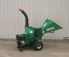 Alpha Ecochip towable wood chipper 15hp. Special introductory offer!!!