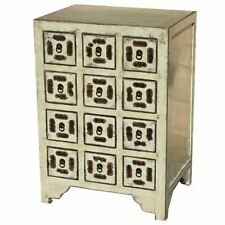 Reproduction Chinese Medicine Herb Cabinet (23-128)