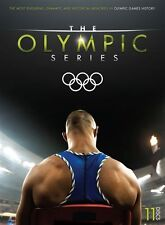 The Official Olympic Series (DVD, 2012, 11-Disc Set) - Region 4