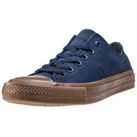 Mens Converse Chuck Taylor All Star Ii Ox Canvas Blue Shoes Trainers Casual