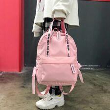 Backpack Women School Bags Teenagers Backpack Female Nylon Travel Bags Girls