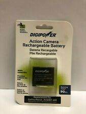 Digipower Replacement Battery for GoPro Hero 4 Black and Gopro Hero 4 Silver New