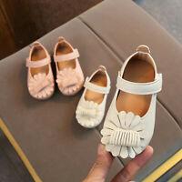 Toddler Infant Kids Baby Girls Summer Cartoon Flower Princess Shoes Sandals