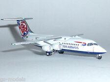 Avro RJ-100 British Airways Chelsea Rose Jet-X Metal Model 1:400 JET003 G-BZAV G