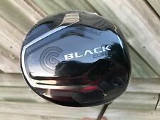 CLEVELAND BLACK CUSTOM 1 WOOD DRIVER GOLF CLUB RH FUBUKI STIFF FLEX