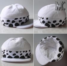 One Piece Trafalgar D. Law New World Cosplay Headwear Cap Hat Halloween Gift