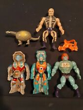 Vintage Masters Of The Universe He-man Lot