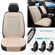 12V Summer Electric Car Seat Cushion Cooling Seat Cover Breathable Fan Cooler