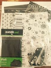 Unbranded White Scrapbooking & Card Kits