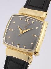 Hamilton Electric doublè caballeros-reloj pulsera de los años 50er