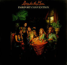 Fairport Convention-Rising for the moon + 4 bonus - (UK 1975) CD