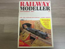 September 1987, RAILWAY MODELLER, Chesil Town, Whatcote Verney, Sam Shaw.