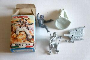 SOLDATINI ATLANTIC 1/32 ALPINI D'ITALIA (8002/B)
