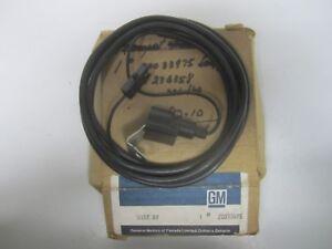 77-79 GM A-E-X-K-Body Trunk Wiring Harness Light Assembly NOS 20033975
