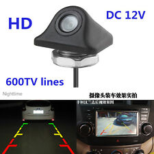 Universal HD 600TV Lines 170° Night Vision Car Backup Rear View Reverse Camera