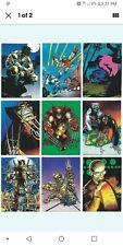 1992 Comic Images Marvel Wolverine Complete Card Set of 90 From Then Til Now II
