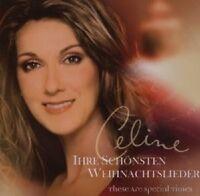 """CELINE DION """"IHRE SCHÖNSTEN WEIHNACHTSLIEDER"""" CD NEU"""