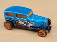 2011 Hot Wheels MIDNIGHT OTTO from 10 Pack LOOSE Blue