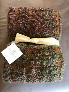 Pottery Barn throw blanket 45x70 inches - US price $79 - NEW, NEVER USED