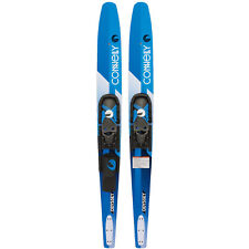 Connelly Odyssey Combo Water Skis With Slide Adjustable Bindings 2019 68in