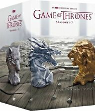 NEW Game of Thrones Complete Series Season (1-7) DVD, 34-Disc set- FREE SHIPPING