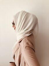 GÜLCANELLA HIJABS 100 % Viskose, hijab scarf Kopftuch kefaya esarp Tuch schal
